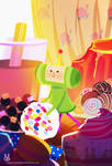 Day 24: Katamari Tea Tiem :3