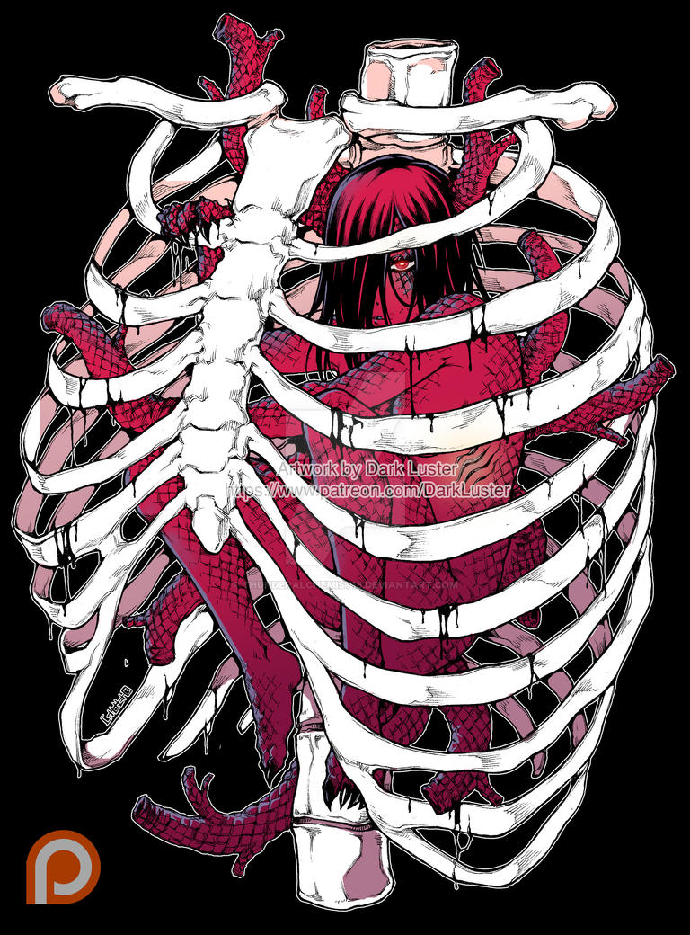 Heart in a cage by thunderalchemist18