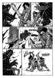 Thorn of hate - Dark Souls comic PAG 12
