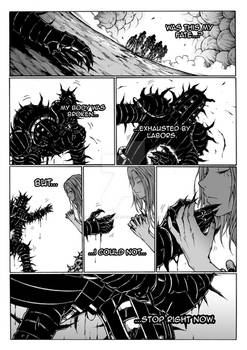 Thorn of hate - Dark Souls comic PAG 13