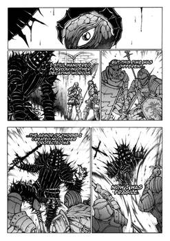 Thorn of hate - Dark Souls comic PAG 14