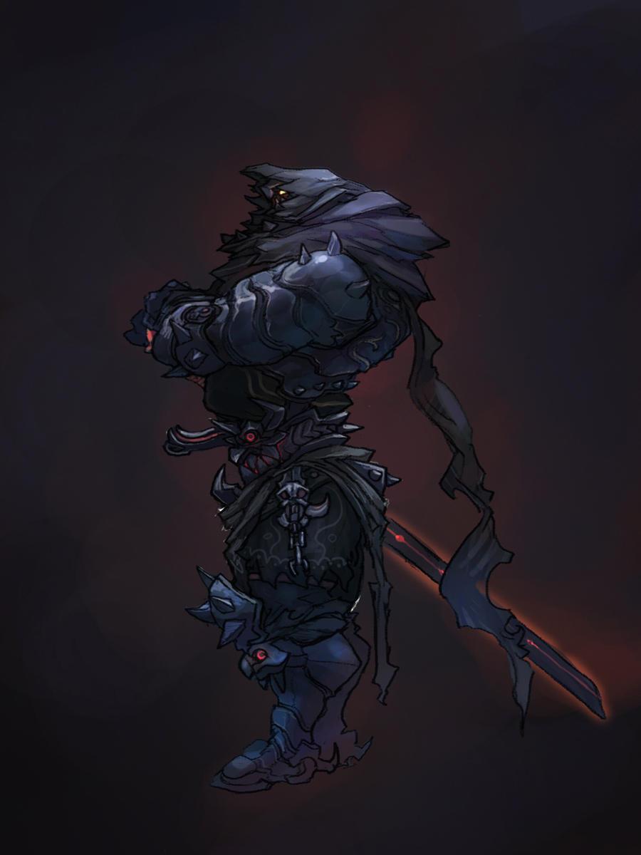 Knight by fzn4