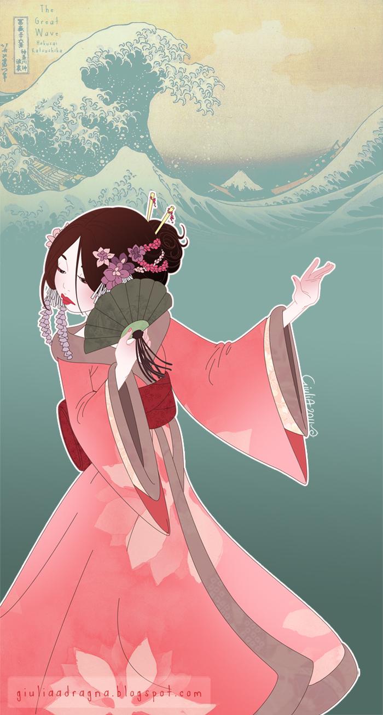 Geisha by Khiliel