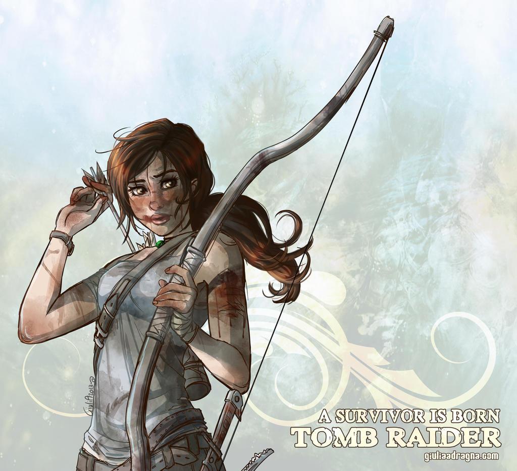 Tomb Raider 2013 Wallpaper: Tomb Raider Reborn Contest By Khiliel