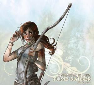 Learning Archery - Tomb Raider Reborn Contest