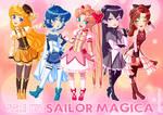 Puella Magi Sailor Magica