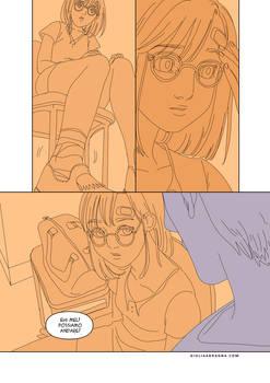 Amnesia 24h comic - page2