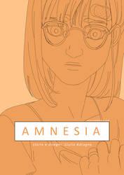 Amnesia 24h comic - Cover