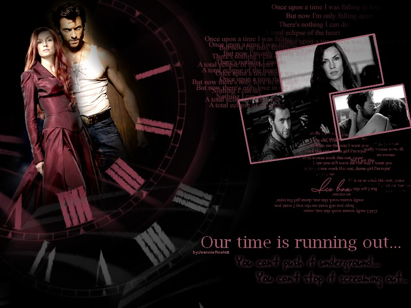 Our time is running out... by JeannieHowlett