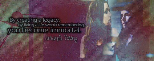 You become immortal by JeannieHowlett