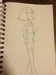Young Pearl by weenopolis