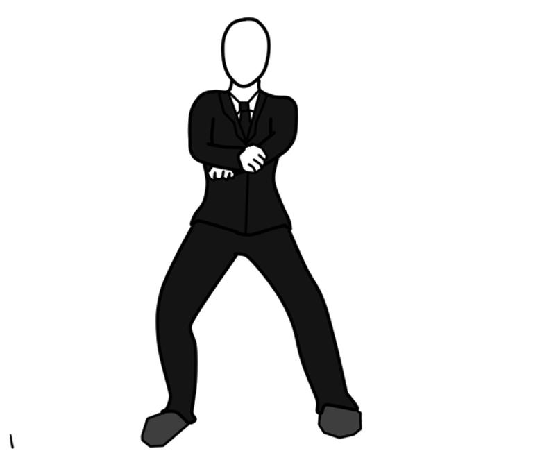 oppa slender style by Gellehphish