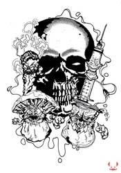 SAY NO TO DRUGS PT.2 by Kutang69