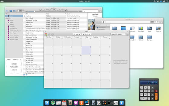 Current Desktop 2011-07-08