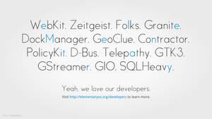 elementary Loves Developers