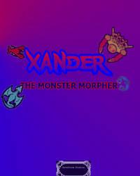 Xander monster morpher fanmade poster by davidcelticwerewolf