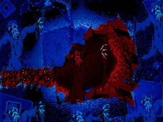 Psychobillie Reaper Of The Void Demonized by davidcelticwerewolf