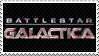 Battlestar Galactica Stamp