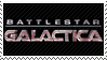 Battlestar Galactica Stamp by susanm1981