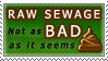 Raw Sewage by susanm1981