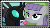 Thorax x Maud Pie Stamp by Pegasister28