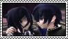 Oka x Shin Stamp by Pegasister28