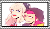 Souda x Sonia Stamp by Pegasister28