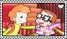 Matt x Inez Stamp
