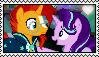 Starburst Stamp