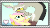 Fluttercord Stamp by Pegasister28