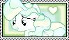 Vapor Trail Stamp by ShizukanaMono