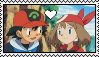 Ash x May Stamp by Pegasister28