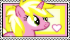 Sunshine Smiles Stamp by Pegasister28