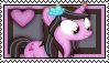Lily Love Stamp by Pegasister28