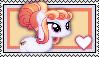 Amber Laurel Stamp by Pegasister28
