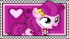 Strawberry Parchment Stamp by Pegasister28