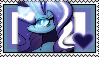 Nightmare Rarity Stamp by Pegasister28