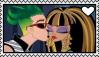 Deuce x Cleo Stamp