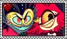 Baxter x Niffty Stamp