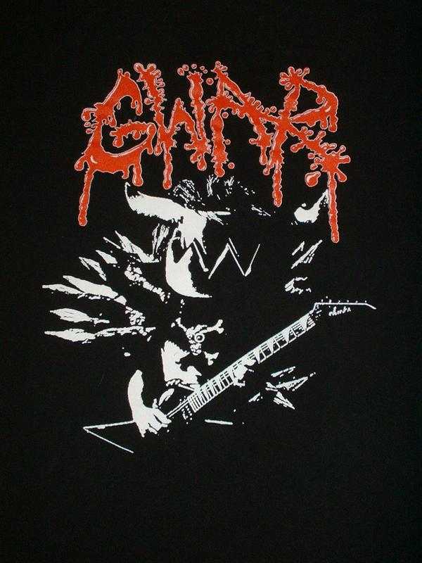 gwar shirt