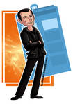 The ninth doctor.