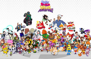 Smash Bros Newcomers Collab
