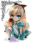Me as Alice from Alice in wonderland