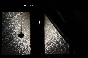 My heart is in the dark. by Lactucaa