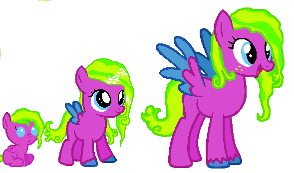 New OC: Mello-Yellow by CrazyCatPerson0