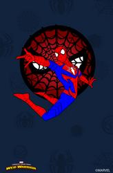marvel's amazing world spiderman