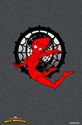 marvel's amazing world the female spider