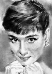Audrey by goticdraw