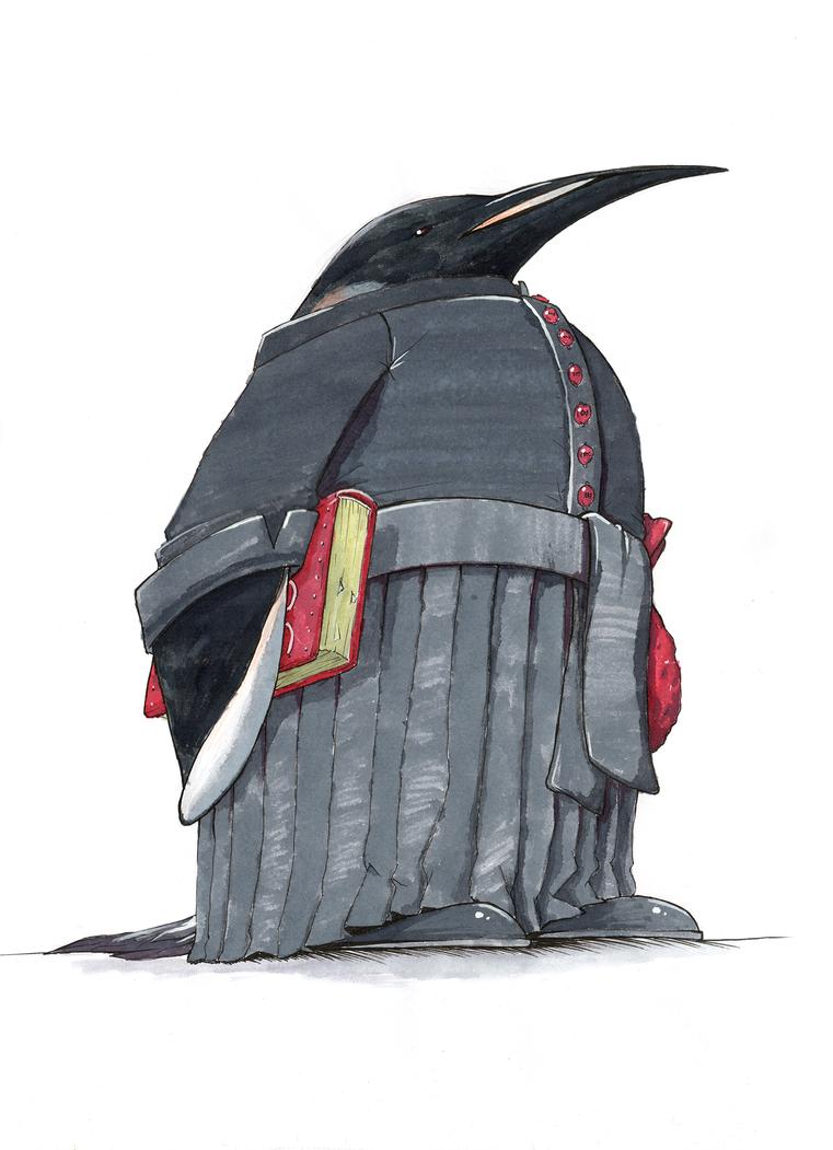 Penguindulgences by ZDantroy