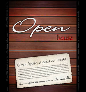 Open house, artwork 2009